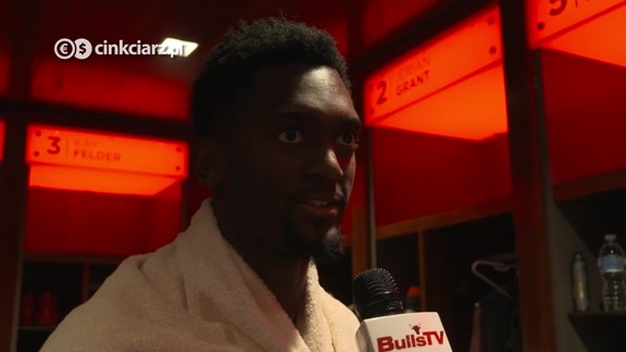 Inside The Locker Room: Bobby Portis - 12.9.17
