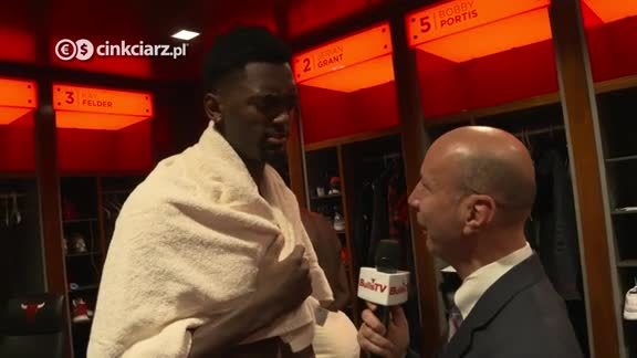 Inside The Locker Room: Bobby Portis - 12.11.17