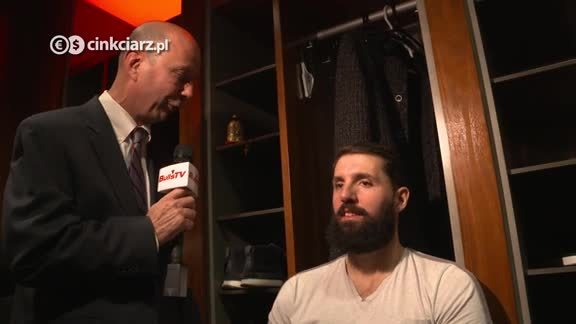 Inside the Locker Room: Nikola Mirotic - 12.11.17