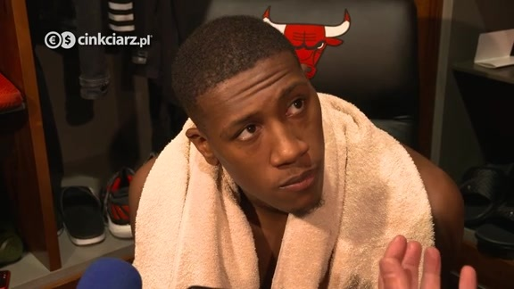 Inside the Locker Room: Kris Dunn - 12.13.17