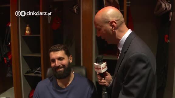 Inside the Locker Room: Nikola Mirotic - 12.13.17