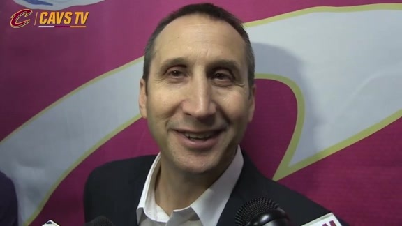 Postgame: Coach Blatt - October 12, 2015
