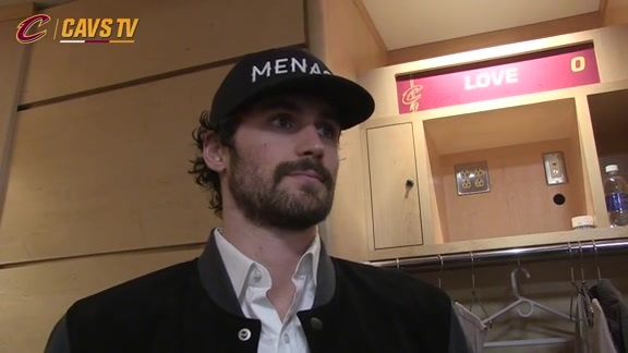 Postgame: Kevin Love – November 23, 2015