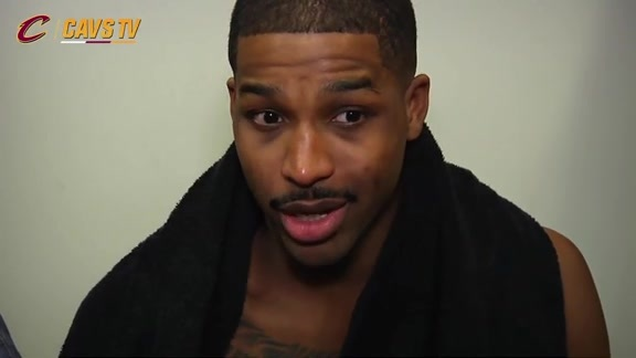Postgame: Tristan Thompson – November 25, 2015