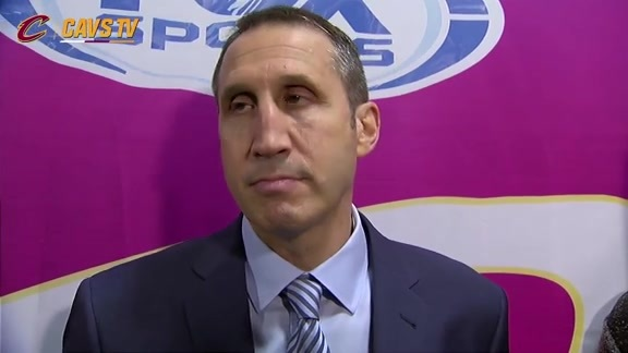 Postgame: Coach Blatt – November 27, 2015