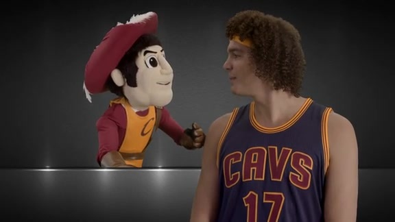 This Month in Cavaliers History with Anderson Varejao