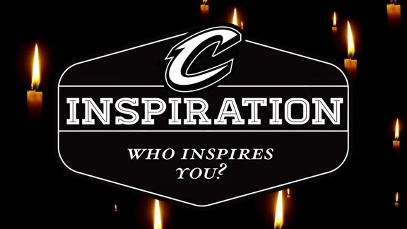 Who Inspires You? Cavs Legends
