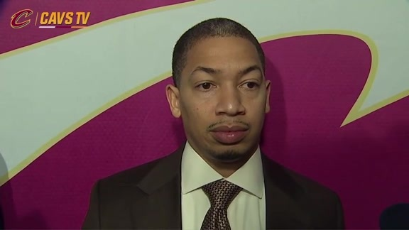 Postgame: Coach Lue - February 1, 2016
