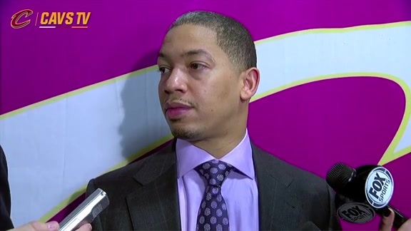 Postgame: Coach Lue - February 3, 2016