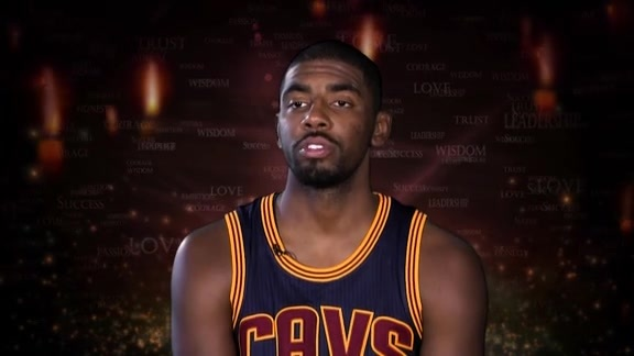 Who Inspires You? Cavs Players Talk Mentors