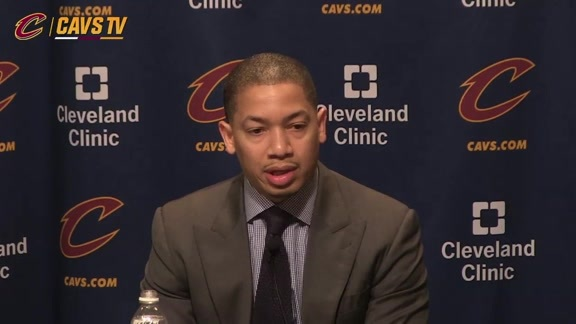 Postgame: Coach Lue - February 5, 2016