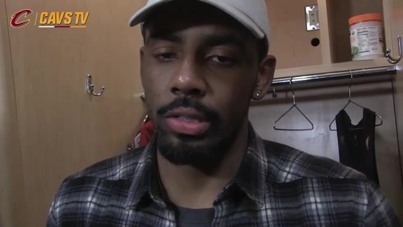Postgame: Kyrie Irving - February 5, 2016