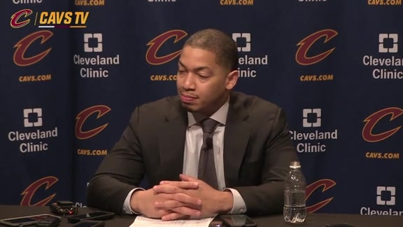 Postgame: Coach Lue - February 6, 2016