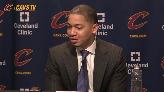 Postgame: Coach Lue - February 8, 2016
