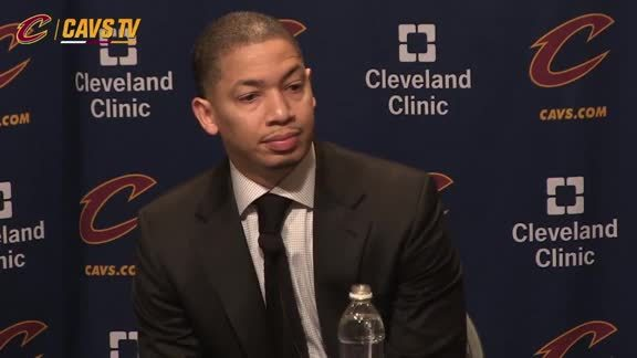 Postgame: Coach Lue - February 10, 2016