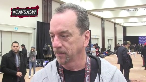 CavsTV 1-on-1 with Jim Boylan - February 12, 2016