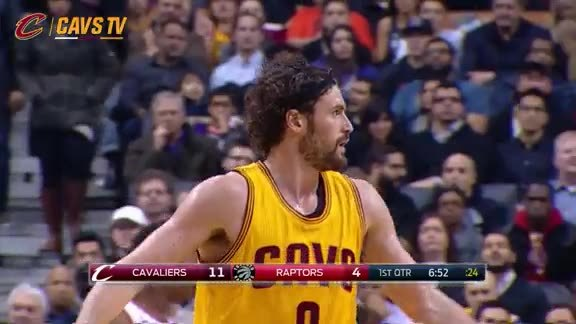 KLove Finishes the And-One - February 26, 2016