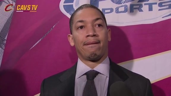 Postgame: Coach Lue – March 10, 2016