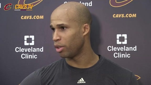 Practice: Richard Jefferson - May 1, 2016