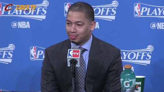 Game 1 Postgame: Coach Lue - May 2, 2016