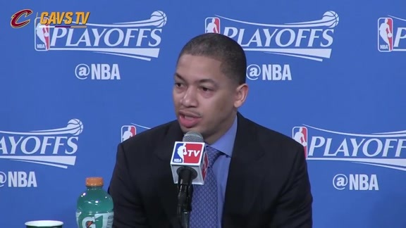 Game 2 Postgame: Coach Lue - May 4, 2016