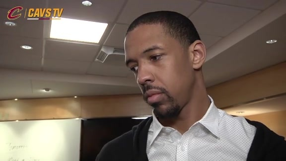 Game 2 Postgame: Channing Frye - May 4, 2016