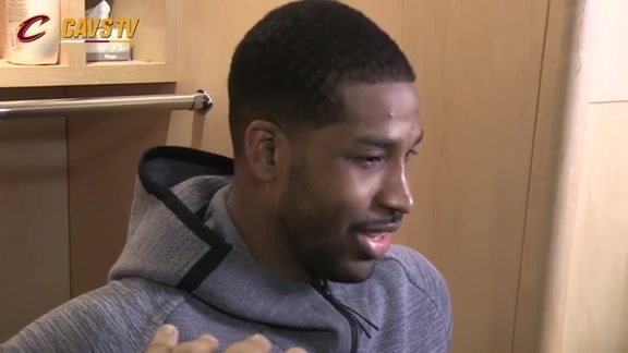 Game 2 Postgame: Tristan Thompson - May 4, 2016