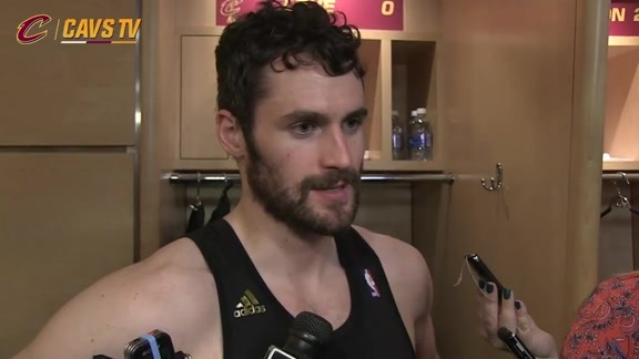 Game 2 Postgame: Kevin Love - May 4, 2016