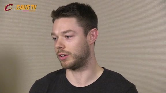 Media Availability: Matthew Dellavedova - May 22, 2016