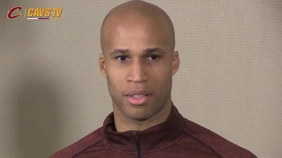 Media Availability: Richard Jefferson - May 22, 2016