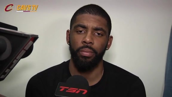 Game 4 Postgame: Kyrie Irving - May 23, 2016