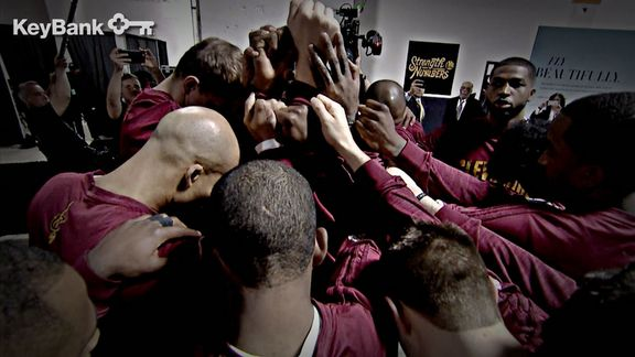CavsTV Hype Video for Game 2 at Golden State