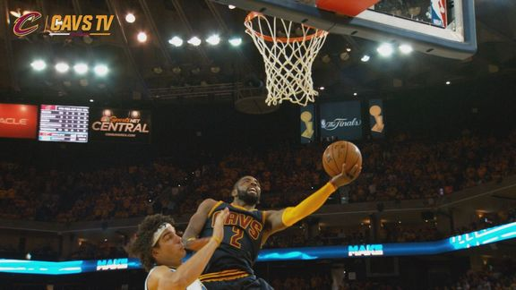 CavsTV Previews Game 2 at Golden State