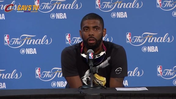 Game 7 Postgame: Kyrie Irving - June 19, 2016