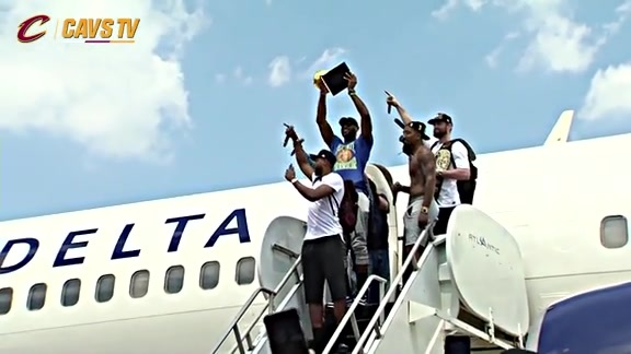 CavsTV Recaps the Championship Celebration