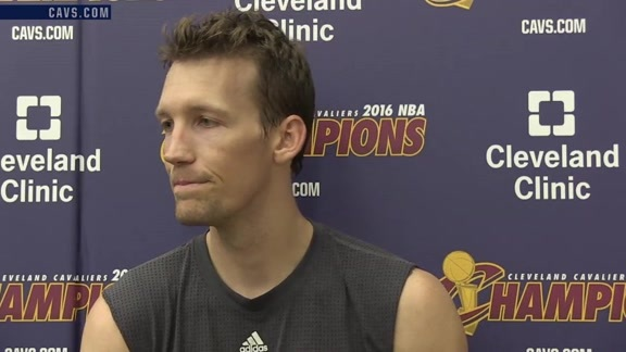 2016 Training Camp Day 3: Mike Dunleavy