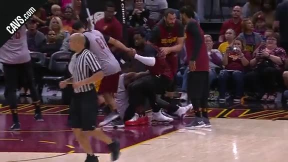 Wade with the Hoop and the Harm - October 2, 2017