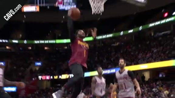 DRose Explodes to the Hole - October 2, 2017