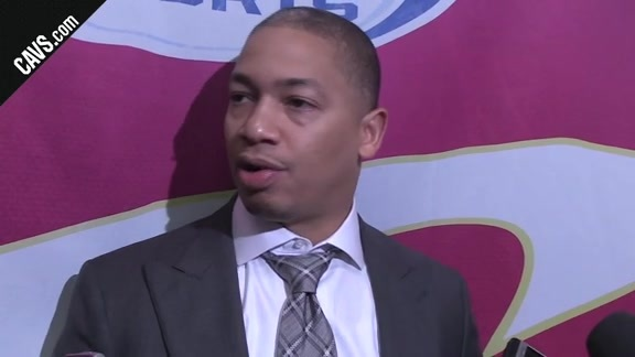 #CavsMagic Postgame: Coach Lue - October 13, 2017