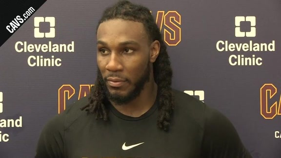 Practice: Jae Crowder – October 15, 2017