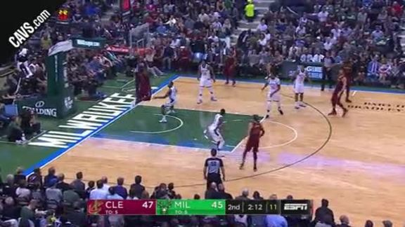 Featured Highlight: KLove Lobs LBJ