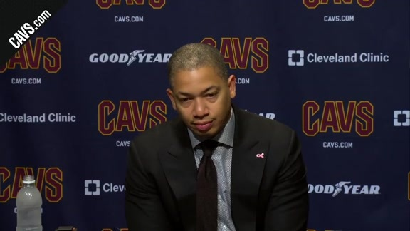 #CavsMagic Postgame: Coach Lue - October 21, 2017