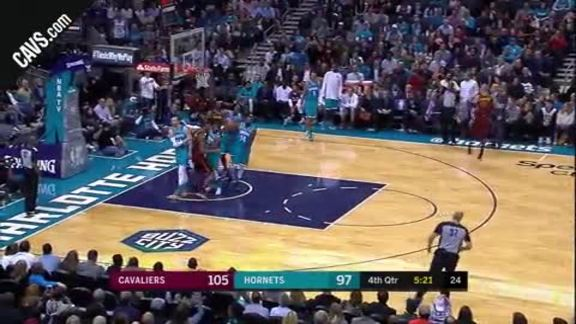 Featured Highlight: Green with the Putback Slam
