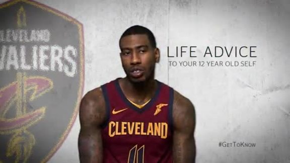 Cavs Offer Life Lessons to Their Younger Selves