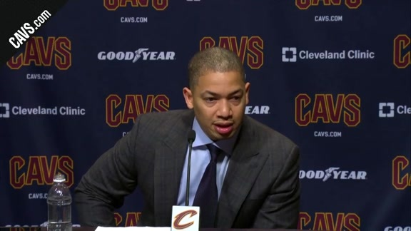 #CavsClippers Postgame: Coach Lue - November 17, 2017