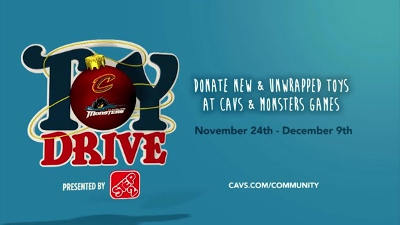 2017 Toy Drive presented by Step2