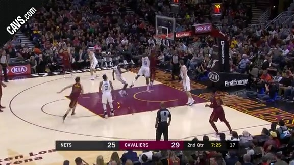Featured Highlight: DWade Dances on the Defense