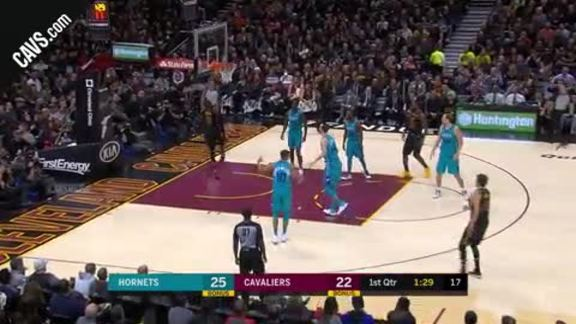 Featured Highlight: Wade Throws it Down