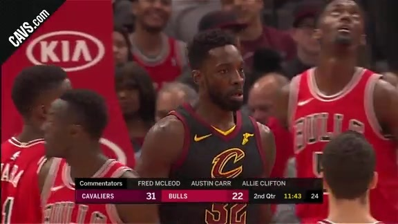 Jeff Green with the And-One