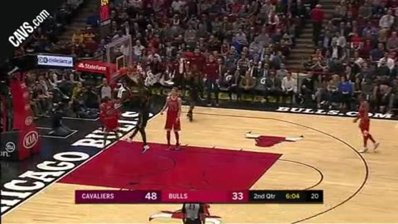 Defense and Dish Leads to Dunk